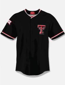 Texas Tech Red Raiders Double T Replica Baseball Jersey