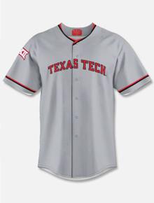 Texas Tech Red Raiders Arch Replica Baseball Jersey