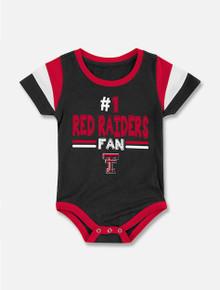 "Arena Texas Tech Red Raiders ""Paradise"" INFANT Onesie"