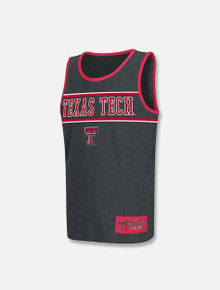 """Arena Texas Tech Red Raiders """"Gobstopper"""" YOUTH Tank Top"""