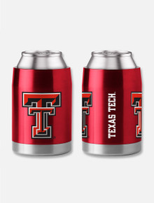 Texas Tech Red Raiders Ultra 3 in 1 Metal Can Cooler