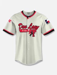 "Texas Tech Red Raiders ""Tadlock Tribute #6"" Baseball Jersey"