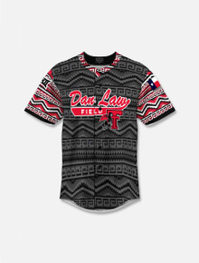 "Texas Tech Red Raiders YOUTH ""Tadlock Tribute"" Saddle Blanket Baseball Jersey"