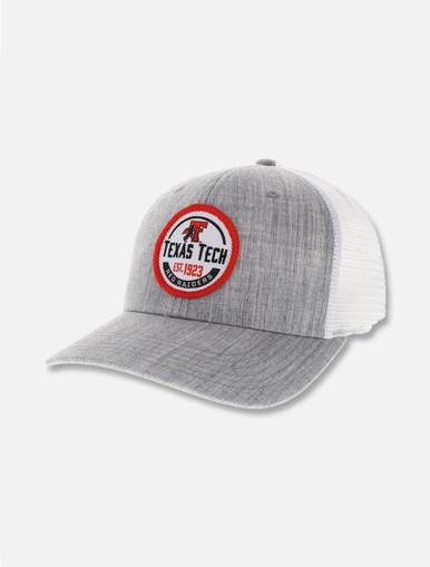 Texas Tech Red Raiders Circle Vault Patch Mid-Pro Snapback Cap