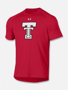 Under Armour Texas Tech Red Raiders Throwback Tech T-Shirt