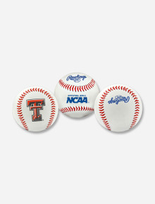Rawlings® Texas Tech Red Raiders Double T Baseball