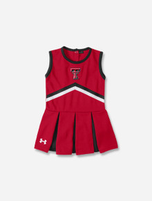 INFANT Under Armour Texas Tech Red Raiders Cheer Dress