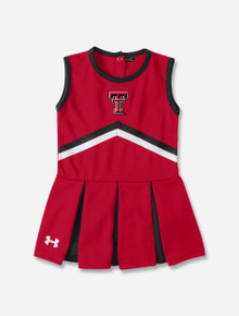 TODDLER Under Armour Texas Tech Red Raiders Cheer Dress