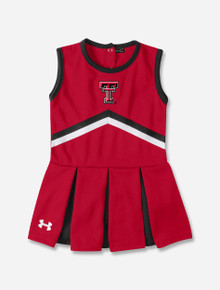 YOUTH Under Armour Texas Tech Red Raiders Youth Cheer Dress