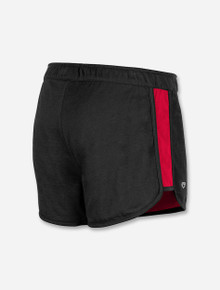 "Arena Texas Tech Red Raiders ""Nice Wig"" Reversible Women's Shorts"