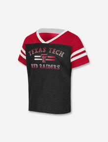 "Arena Texas Tech Red Raiders ""Tidal Football"" Toddler T-Shirt"