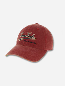"""Texas Tech Red Raiders """"Old Tail"""" Adjustable Cap"""