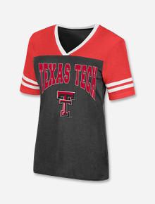 "Arena Texas Tech Red Raiders ""Kickflip"" Women's T-Shirt"