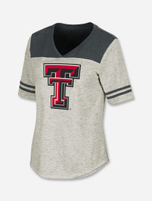 """Arena Texas Tech Red Raiders """"Obsessed"""" Women's T-Shirt"""