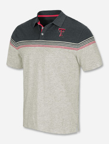 """Arena Texas Tech Red Raiders """"Hill Valley"""" Polo"""