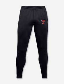 """Under Armour Texas Tech Red Raiders Double T """"Runner"""" Joggers"""