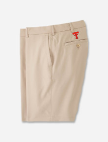 "Peter Millar Texas Tech Red Raiders Double T ""Salem"" Performance Shorts"