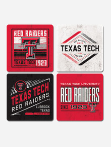Texas Tech Red Raiders 4 Pack of Coasters