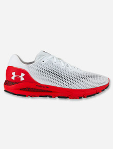 """Texas Tech Red Raiders Under Armour WOMEN'S HOVR """"Sonic 4"""" Running Shoes right"""