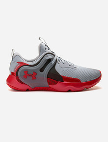 """Texas Tech Red Raiders Under Armour MEN'S HOVR """"Apex 3"""" Training Shoes"""