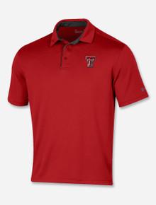 "Texas Tech Red Raiders Under Armour ""Flawless"" Tech Polo"