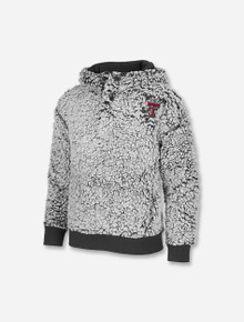 """Arena Texas Tech Red Raiders """"TOTO"""" YOUTH Sherpa Henley"""