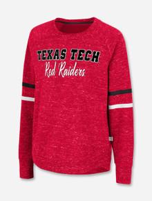 "Arena Texas Tech Red Raiders ""Beach Break"" Crew Neck Pullover"