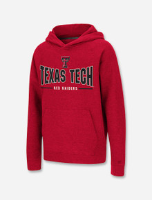 """Arena Texas Tech Red Raiders """"Golden Ticket"""" YOUTH Hoodie"""