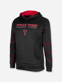 """Arena Texas Tech Red Raiders """"Ten Sessions"""" Youth Hoodie"""