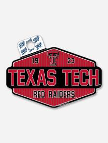 "Texas Tech Red Raiders ""Goody Bag"" Red Raiders Decal"