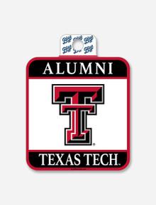 "Texas Tech Red Raiders ""Hold True"" Alumni Texas Tech Decal"