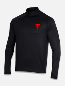 Texas Tech Red Raiders Under Armour Throwback Performance 2.0 Quarter Zip
