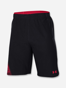 Texas Tech Red Raiders Under Armour Sideline 2021 Woven Training Shorts