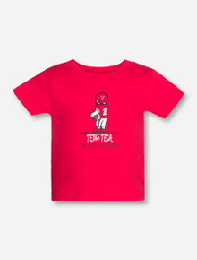 Texas Tech Little Tackler INFANT Red T-Shirt