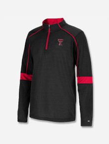"Arena Texas Tech Red Raiders ""Slugworth"" YOUTH 1/4 Zip Pullover"