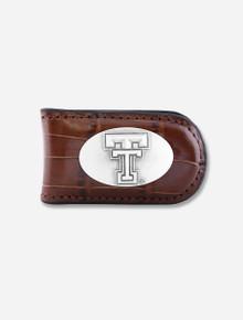 "Texas Tech Red Raiders ""Croc"" Magnetic Money Clip"