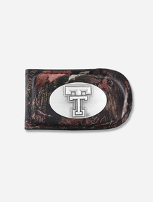 "Texas Tech Red Raiders ""Camo"" Magnetic Money Clip"