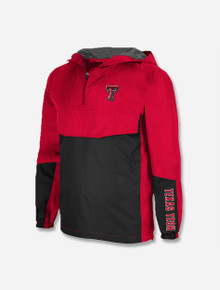 """Arena Texas Tech Red Raiders """"Freeway Theory"""" 1/4 Zip Pullover"""