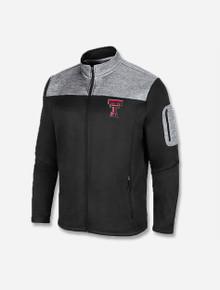 "Arena Texas Tech Red Raiders ""Third Wheel"" Full Zip Jacket"