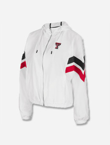 """Arena Texas Tech Red Raiders """"Candy Gram"""" Full Zip Hooded Jacket"""