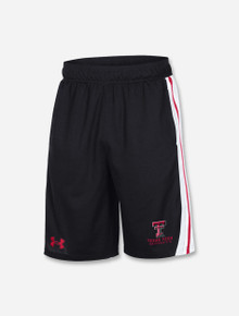 """Under Armour Texas Tech Youth """"Afterburn"""" Gameday Shorts"""