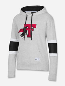 """Under Armour Texas Tech Women's """"Take Away"""" Throwback Gameday All Day Hood"""