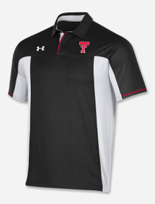 """Under Armour Texas Tech Red Raiders """"Heritage Throwback"""" Polo"""