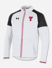 "Under Armour Texas Tech Red Raiders ""Heritage Throwback"" Full Zip Fleece"