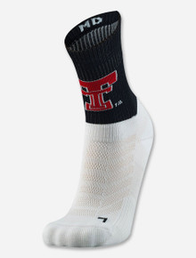 """Under Armour Texas Tech Red Raiders """"Throwback"""" Crew Sock"""