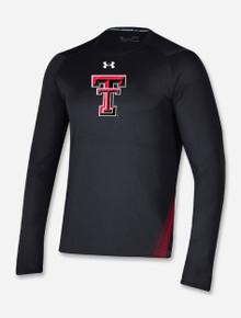 "Under Armour Texas Tech Sideline 2021 ""Training"" Tee"