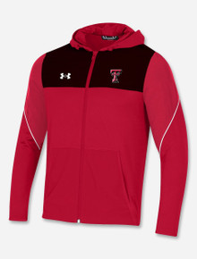 """Under Armour Texas Tech Sideline 2021 """"The Warm Up"""" Jacket"""