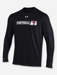 """Under Armour Texas Tech Red Raiders """"Third and Goal"""" Long Sleeve T-Shirt"""