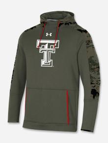 "Texas Tech Under Armour 2021 ""Specialist"" Military Appreciation Hoodie"