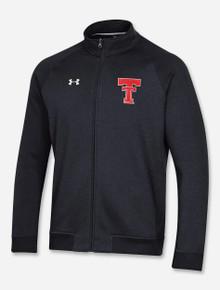"Under Armour Texas Tech ""Triad"" Throwback Black Jacket"